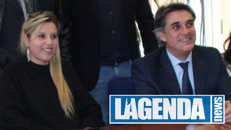 Laura Adduce e Andrea Tragaioli
