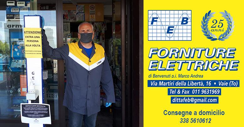 F.E.B Forniture Elettriche