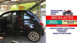 Micelauto a Sant'Ambrogio