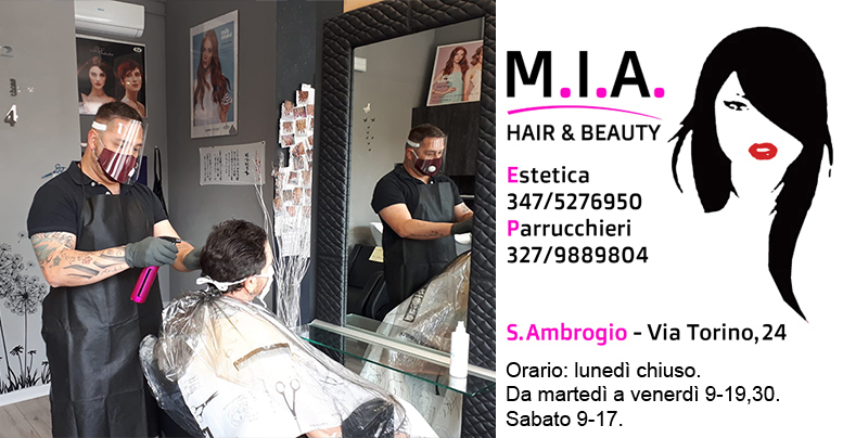 M.I.A. Hair & Beauty
