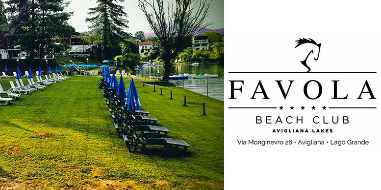 La Favola Beach Avigliana