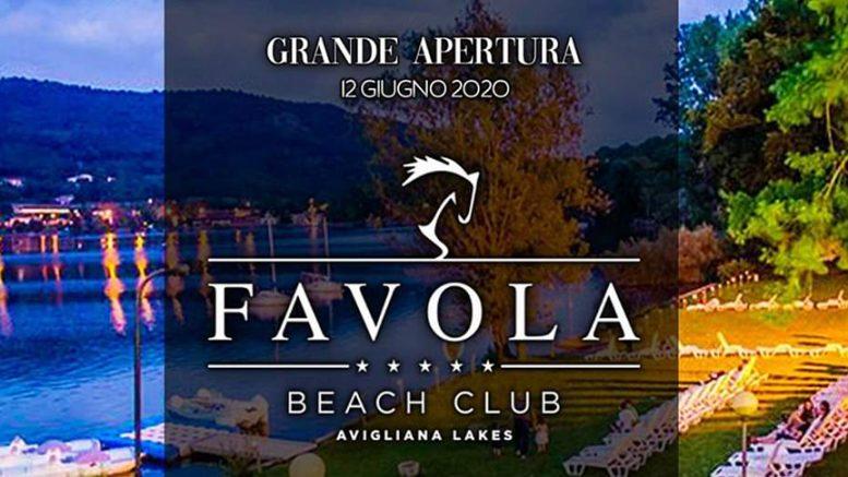 La Favola Beach Club