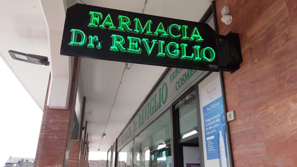 Farmacia Reviglio Giaveno