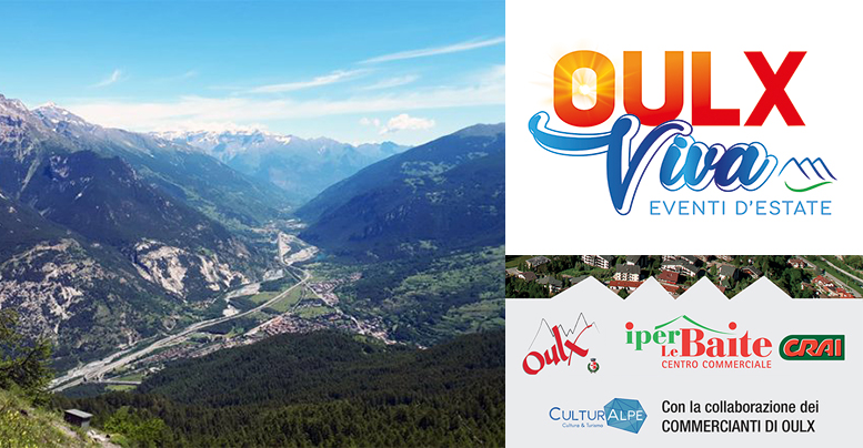 """""""Oulx Viva"""", il programma estivo degli eventi"""
