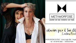 Metamorfose Cristina Peretti