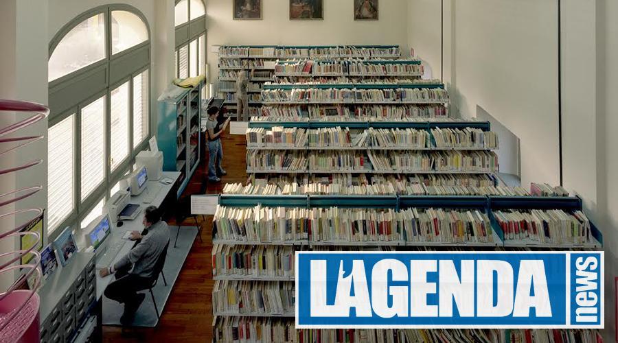 Giaveno, ancora novità per la Biblioteca comunale
