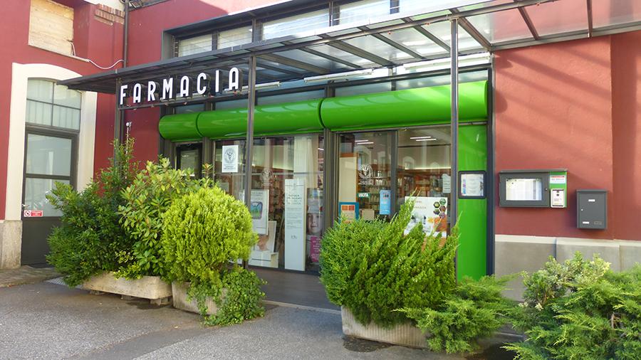 Farmacia Rossi a Borgone Susa