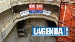 Rivoli, la Metro