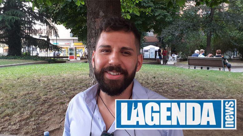 Steven Palmieri Sindaco Alpignano