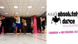 Absolutely Dance Elisa Corona