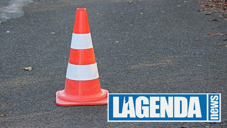 Cantiere strada chiusa