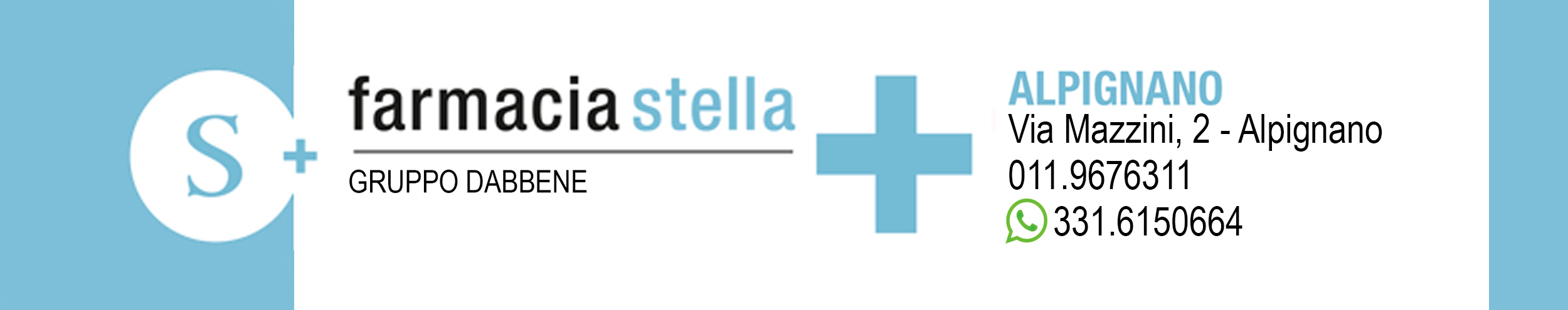 Pharmacie Stella Alpignano