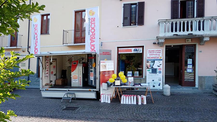 Stufe Enne Group S. Antonino