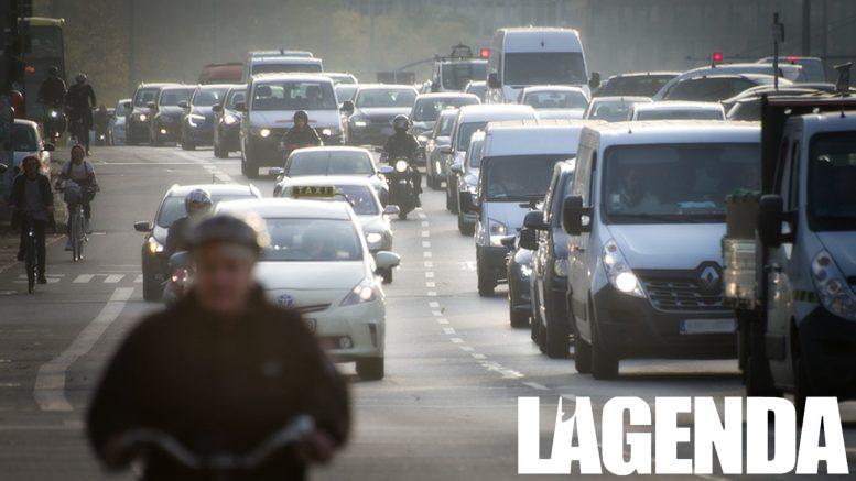 Traffico auto