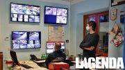 centrale operativa videosorveglianza Sauze d'Oulx
