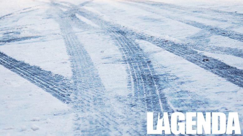 ghiaccio neve auto
