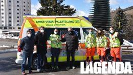 sestriere ambulanza