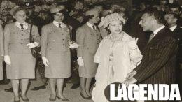Elisabetta II a Torino